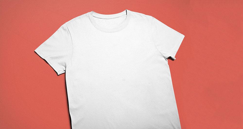 nach dem t-shirt druck
